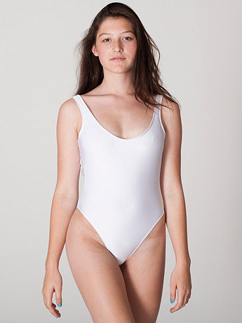 The Malibu One-Piece | American Apparel