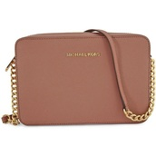 bag,michael kors,mini shoulder bag,pink bag,designer bag