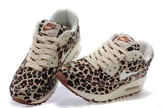 Nike Air Max 90 Womens Leopard Print