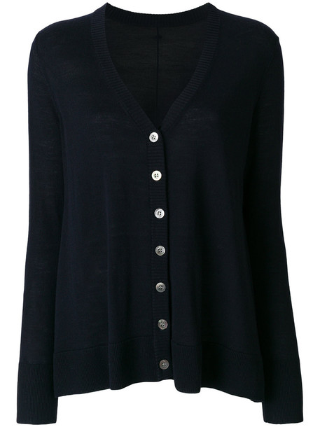 Sottomettimi cardigan cardigan women blue sweater