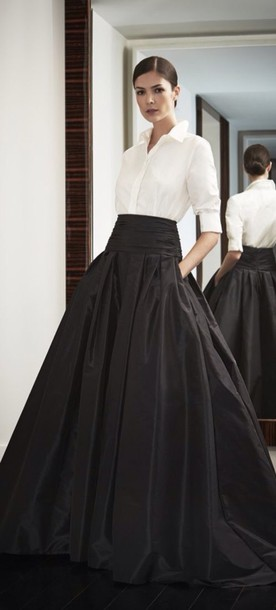 skirt gown dress designer shirt