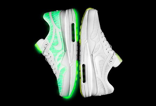 Nike Air Max Glow-In-The-Dark Collection