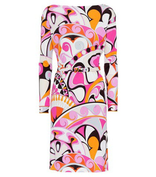 Emilio Pucci dress silk