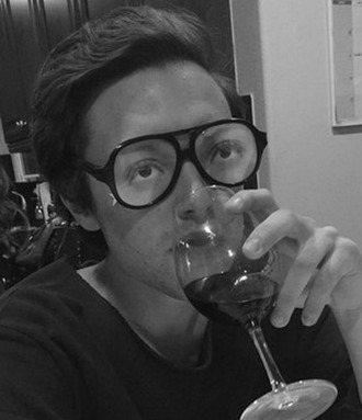 sunglasses glasses zach abels eyes the neighbourhood black and white