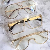 nail accessories,accessories,gold,glasses