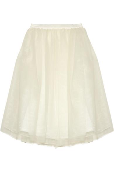 Alice   Olivia|Justina tulle skirt|NET-A-PORTER.COM