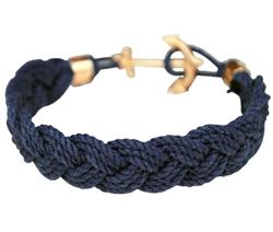 Kiel james patrick hortocks compass rose knot bracelet