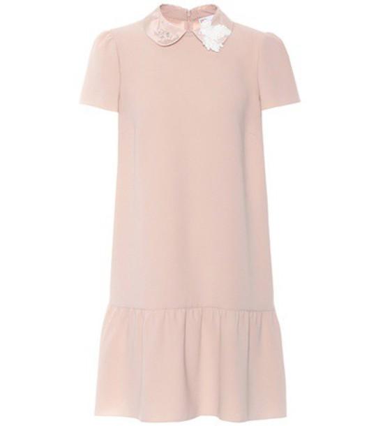 REDValentino dress embellished pink