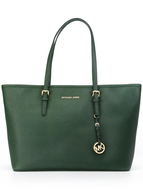 MICHAEL Michael Kors women green bag