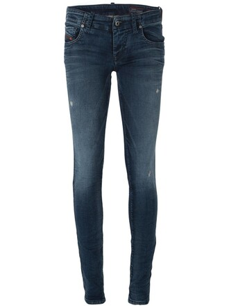 jeans skinny jeans blue