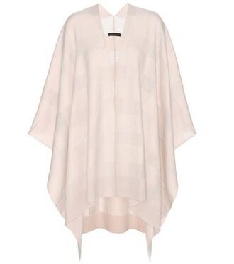 cape silk beige top