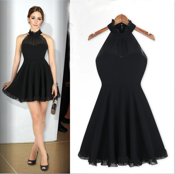 dress halter dress black dress halter little black dress black halter black halter dress