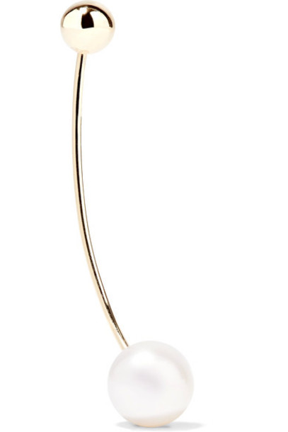Sophie Bille Brahe pearl gold jewels