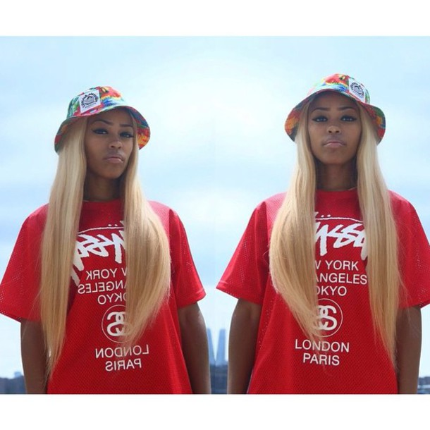 nyemiah supreme sisterhood of hip hop oxygen bucket hat hat fishing hat bc27e4f5d53