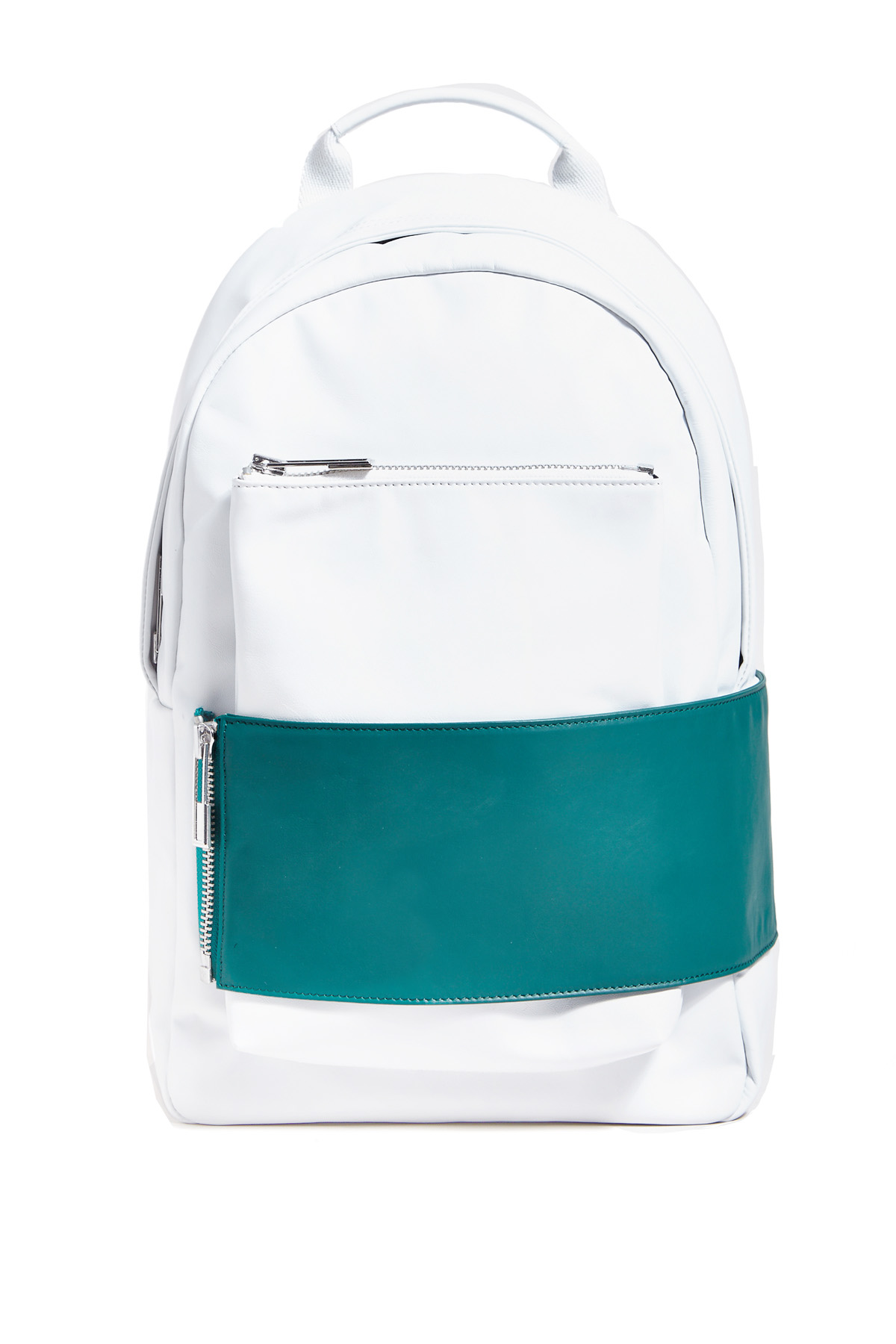 EASTPAK X NICOMEDE TALAVERA UNTITLED 0110 LEATHER BACKPACK - WOMEN - EASTPAK X NICOMEDE TALAVERA