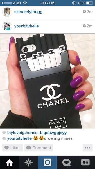 iphone case case phone case cigarettes cool cover technology