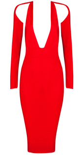 dress,dream it wear it,clothes,red,red dress,midi,midi dress,bodycon,bodycon dress,open back,open back dresses,backless,backless dress,cut-out,cut-out dress,long sleeves,long sleeve dress,v neck,v neck dress,plunge v neck,party,party dress,sexy party dresses,sexy,sexy dress,party outfits,summer,summer dress,summer outfits,spring,spring dress,spring outfits,fall outfits,fall dress,winter outfits,winter dress,classy,classy dress,elegant,elegant dress,cocktail,cocktail dress,girly,date outfit,birthday dress,holiday dress,holiday season