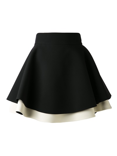 Fausto Puglisi Layered Skirt -  - Farfetch.com