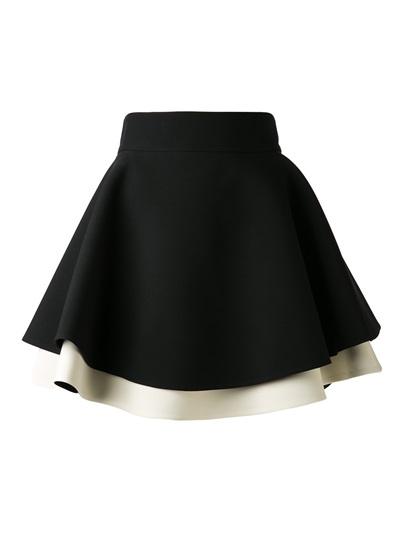 Fausto Puglisi Layered Skirt -  - Farfetch.com