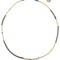 Opulent minimalism necklace