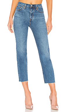 LEVI'S Wedgie Straight in Love Triangle from Revolve.com