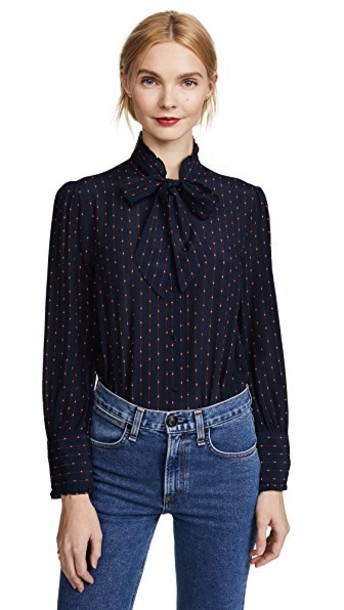 Madewell blouse top