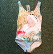 swimwear,alice in wonderland,disney,swimming costume
