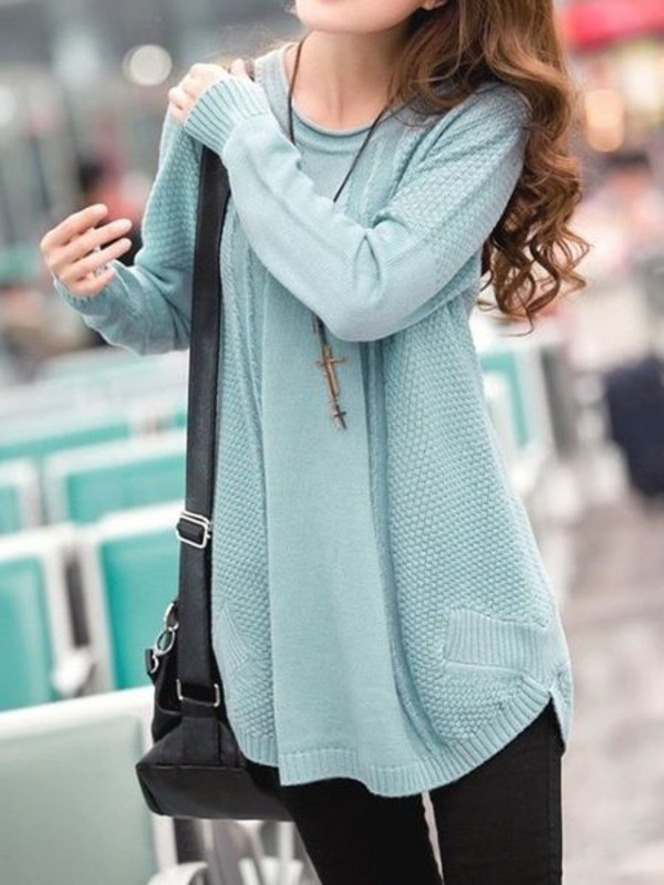 fall outfits oversized sweater
