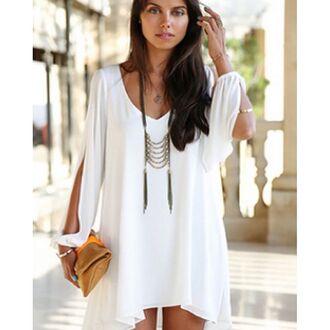 dress bikini luxe shift dress cute dress summer dress