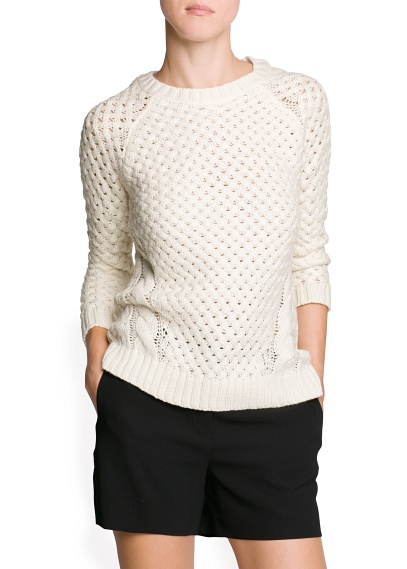 Blend sweater by mango