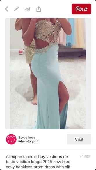 dress teal dress sparkle