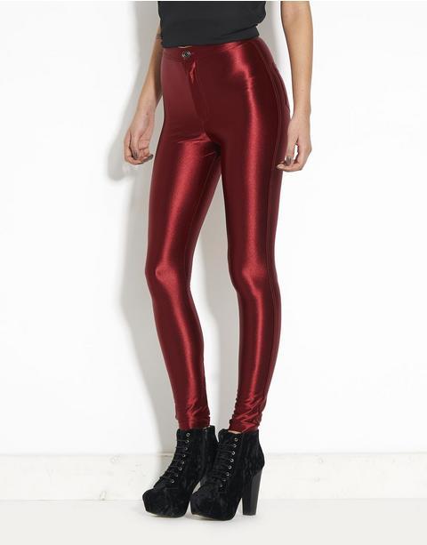 Glamorous disco pants