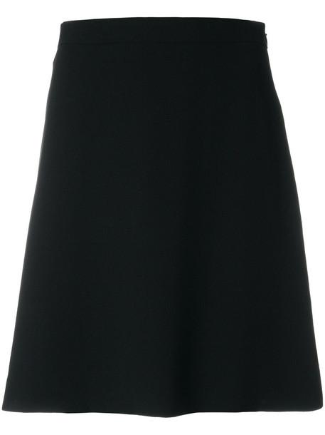Sonia by Sonia Rykiel skirt short women cotton black