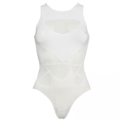 Isis bodysuit (white)