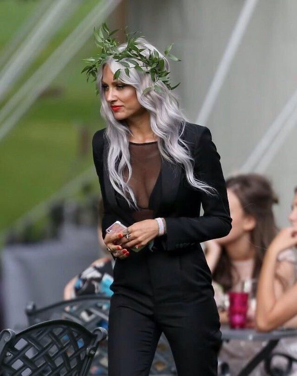 jumpsuit black jumpsuit wedding lou teasdale
