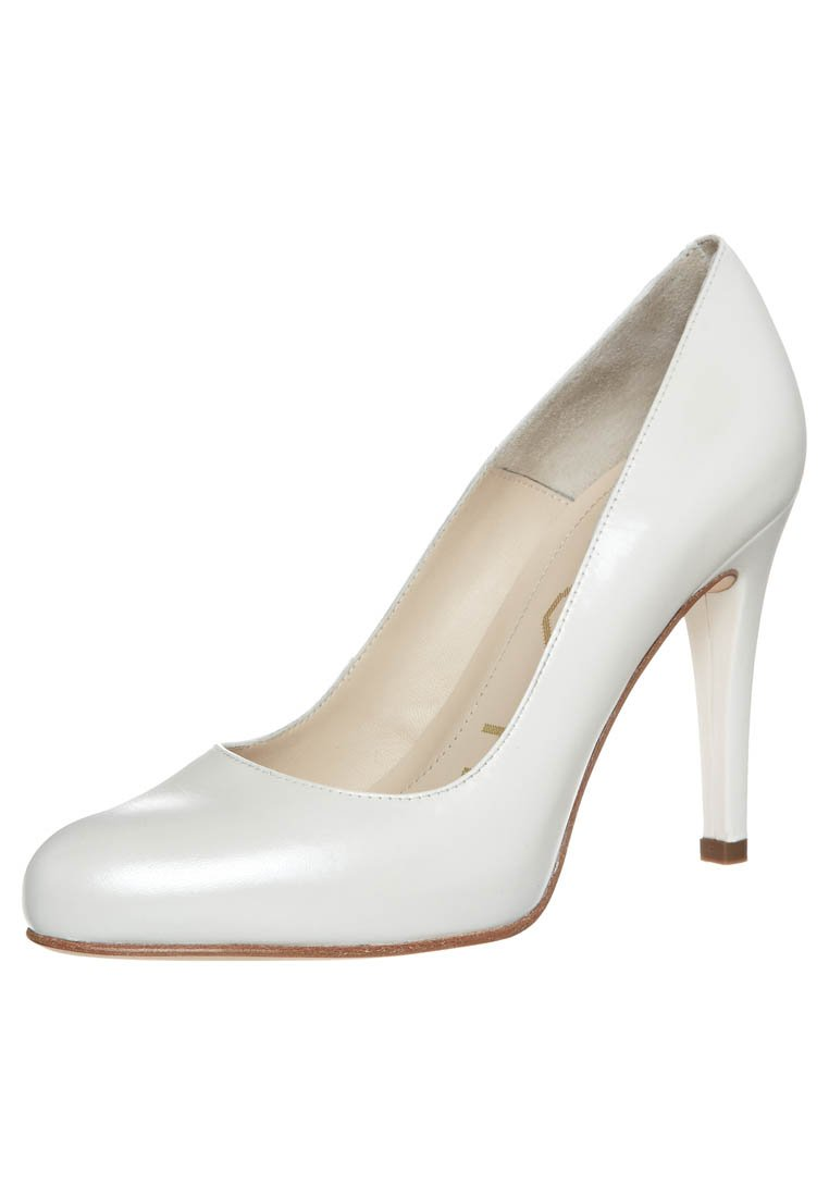 Unisa PONTIC - High Heel Pumps - bone - Zalando.de