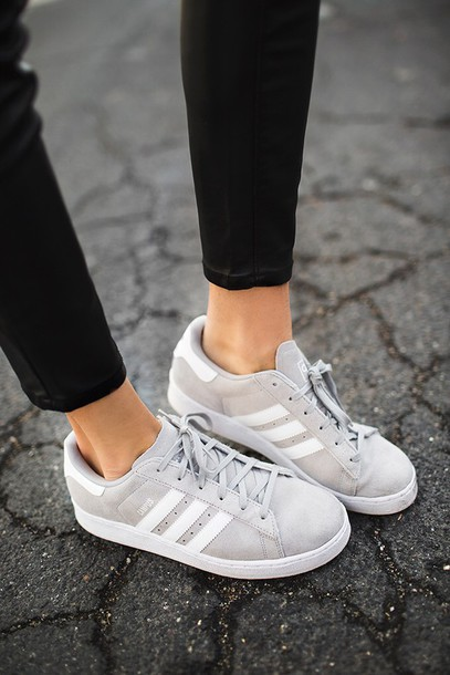 adidas campus. shoes grey white adidas superstars campus sneakers originals