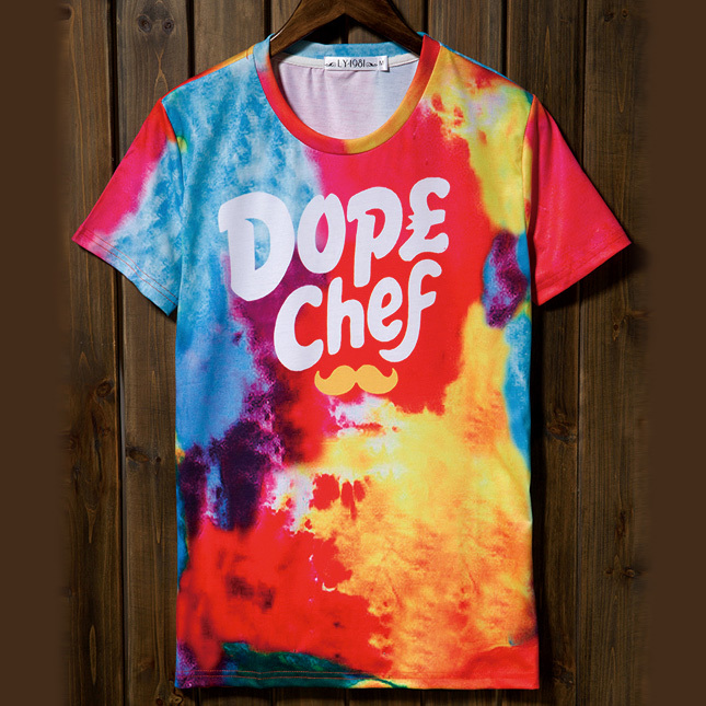 Aliexpress.com : Buy Free shipping 2014 summer new men t shirt printing tops & tees printed harajuku punk retro mix colors Beard boys from Reliable top 10 baby toys suppliers on CHOCO-MEN
