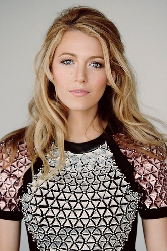 top diamonds dress blake lively