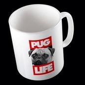 phone cover,cool,trendy,fashion,pugs,dog,mug