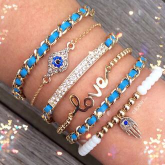 jewels wow jewlery love pretty beautiful yes bracelets blue now trendy