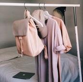 bag,pink,cute,backpack