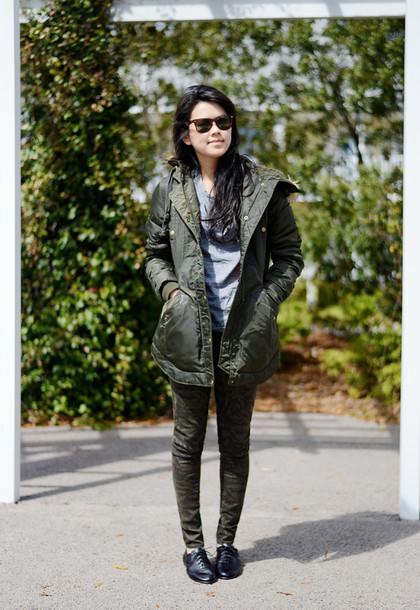behind the seams coat t-shirt shoes sunglasses shirt tank top belt nail polish bag shorts jewels