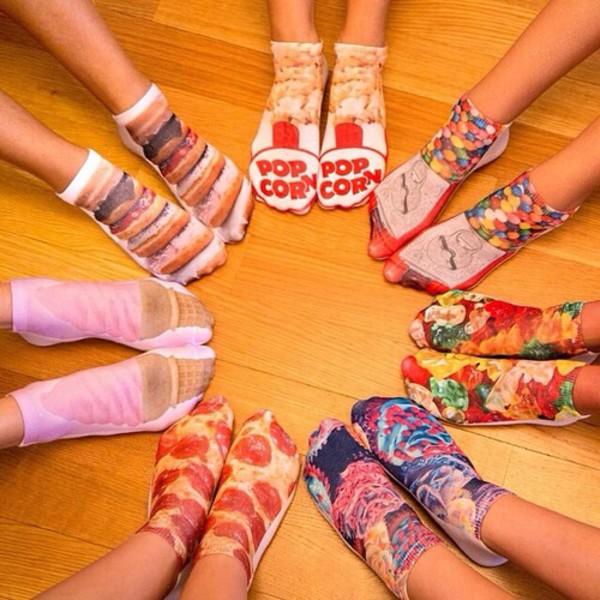 socks funny food