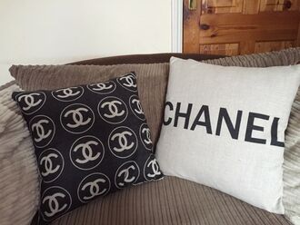 bag cc chanelpillows home accessory pillow chanel