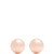 Sphere gold-plated earrings