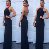 dress,black prom dress,halterneck,backless prom dress,black,prom dress,tight black dress,prom,navy prom dress,navy prom promdress high neck crossback classic elegant,maxi dress,maxi,halter neck,black dress,bodycon,floor length dress,floor-length,floor length,evening dress,debs dress,backless,high neck,cross back,halter neck dress,navy,halter top,blue dress,backless dress,thin strap dress,long prom dress,black halter neck with  criss cross.,fashion. dress. formal.