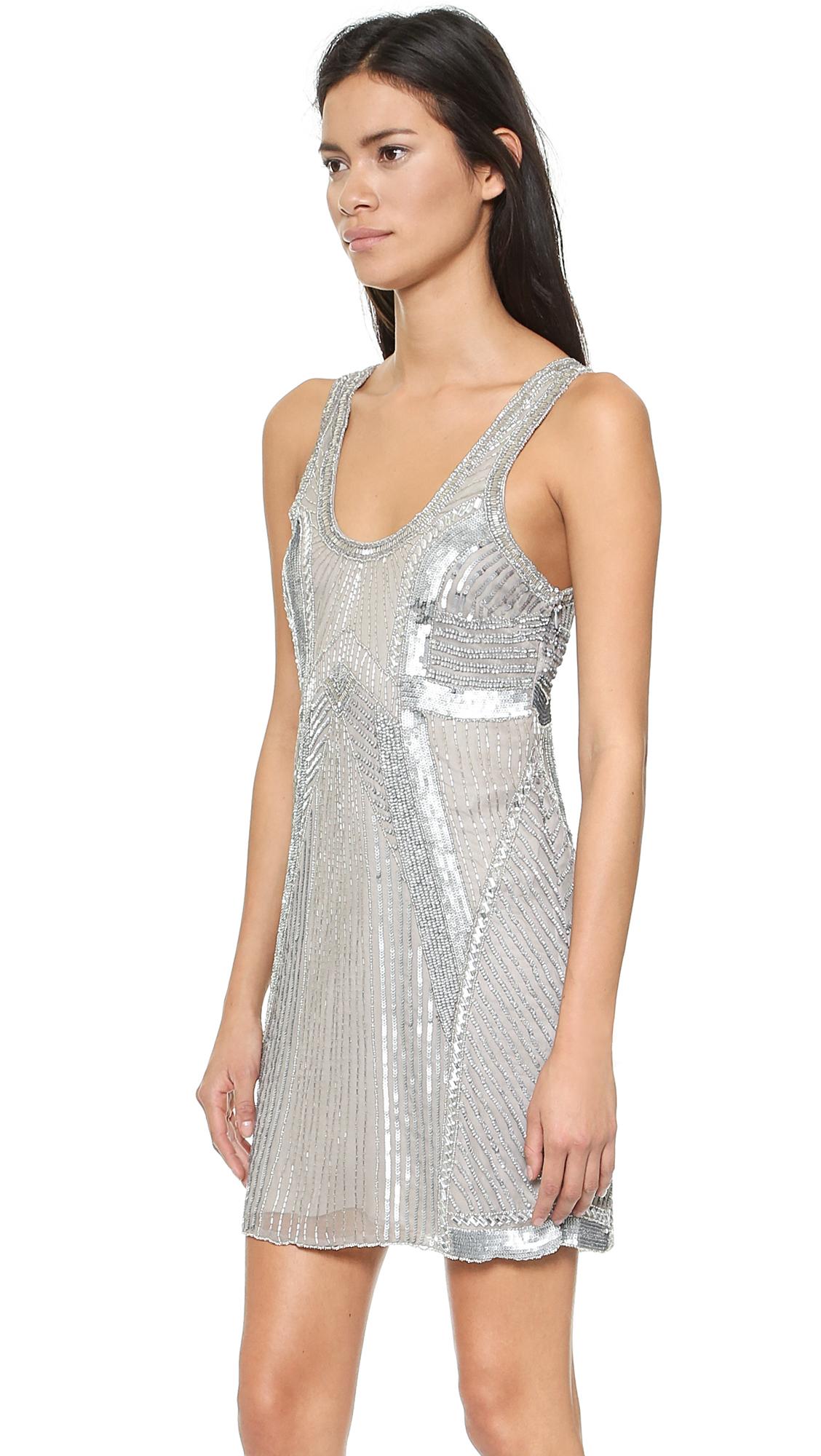 Parker comoros dress