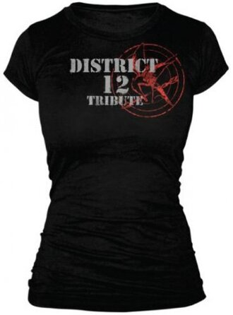 shirt district 12 the hunger games