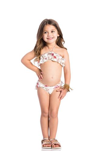 bikini bandeau bikini